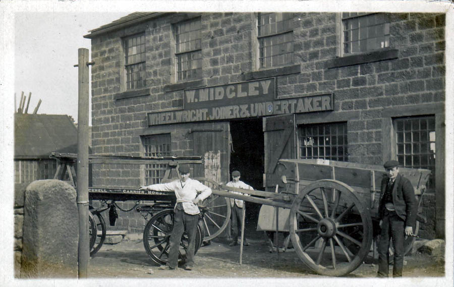 Midgley-Horsforth  joiners.
