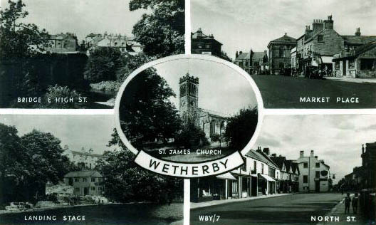 Wetherby in 1955
